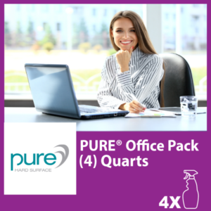 office pure disinfectant