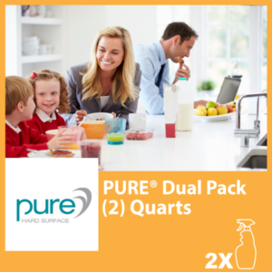 family pure disinfectant
