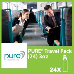 travel pure disinfectant