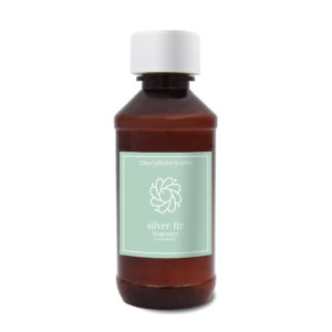 silver fir scent 4 oz bottle